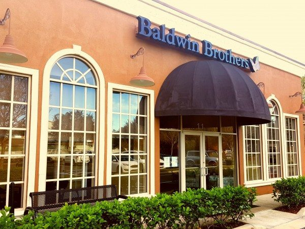 Baldwin Brothers Orlando funeral home front