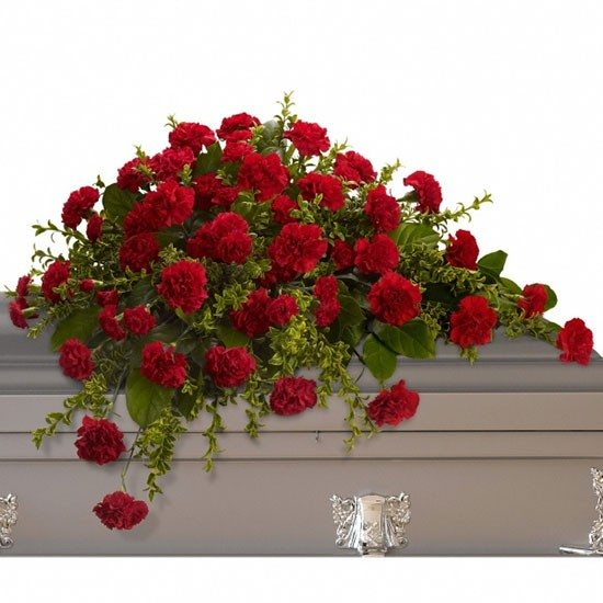 large floral arrangement for orlando funerals