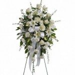 large floral arrangement 2 for orlando funerals