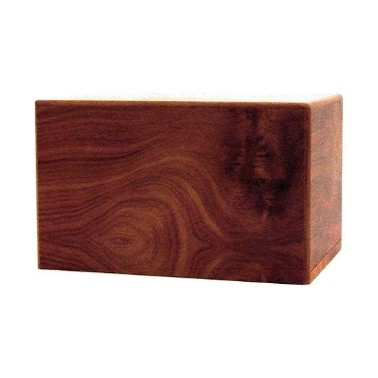 natural wood urn for orlando cremation ashes