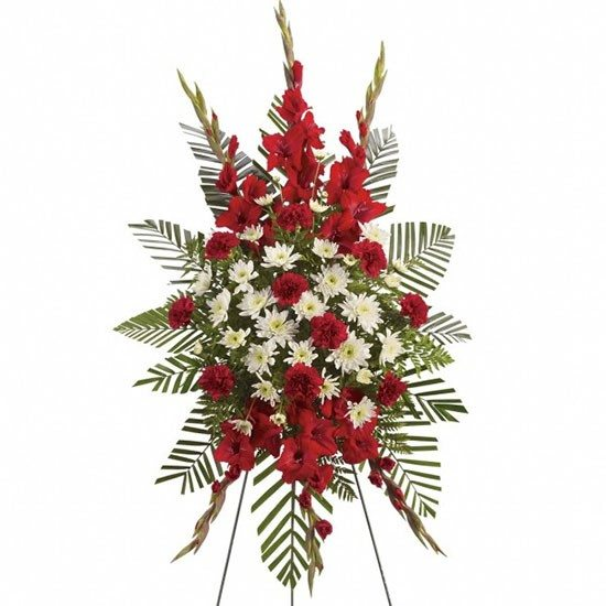 medium floral arrangement 2 for central florida funerals