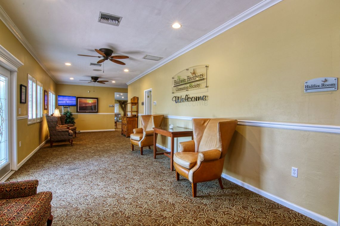 Baldwin Brothers New Smyrna Beach Lobby