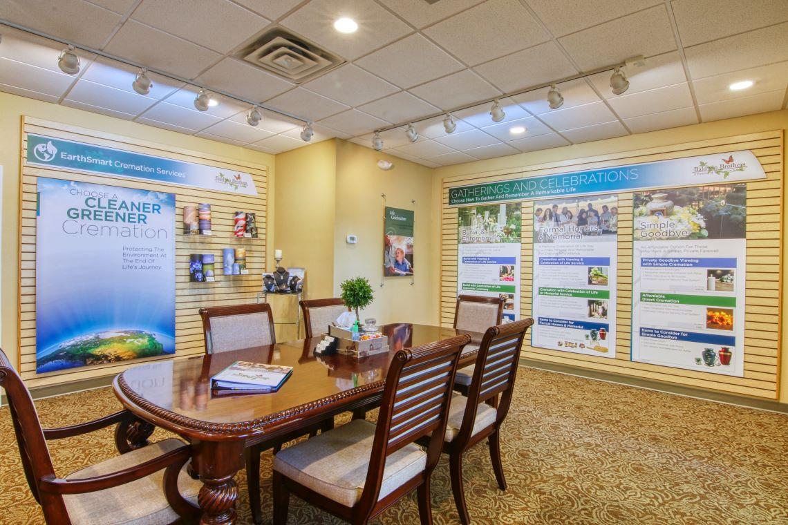 Ocala funeral home planning center