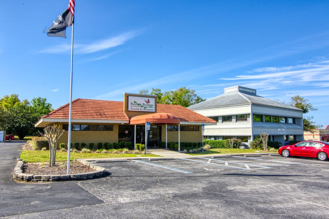 Baldwin Brothers Tavares Funeral home location