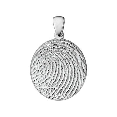 silver thumbie charm for central florida cremation ashes