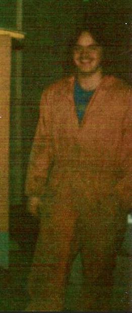 Orville Dean Belcher at Cobo Hall 1980