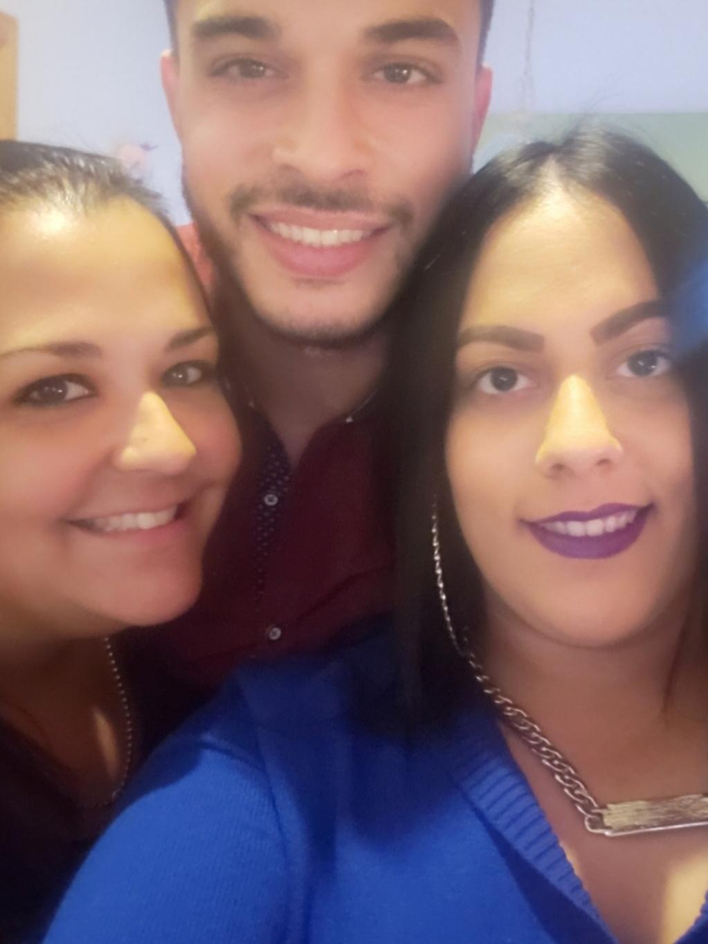 Yanie, Esau and Ilia