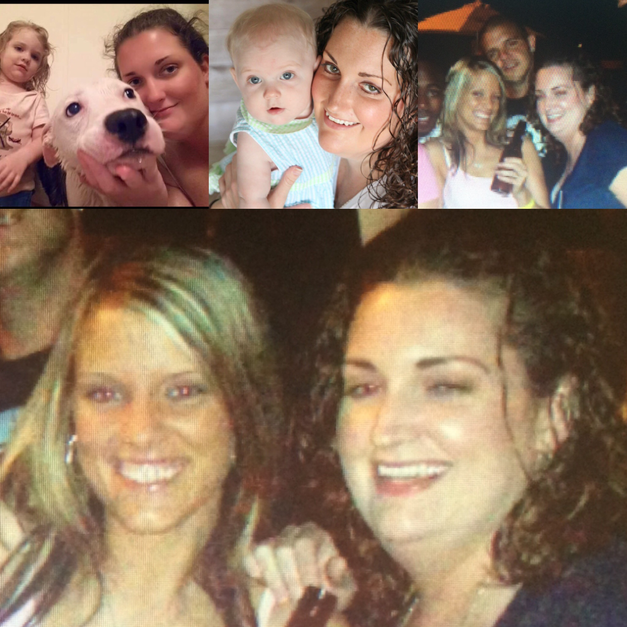 My lifelong childhood friend. I miss you I can't stand this. Why couldn't I just have been there that night? I love you so much I promise on everything I will do whatever to make sure McKenzie knows what a great person you were and how much you loved her. It may be hard to explain now and hard due to circumstances however the girls and I will make sure she knows! I will also let her know when she gets older to call me anytime for anything. I love you can't wait until I see you again. Save me a seat!