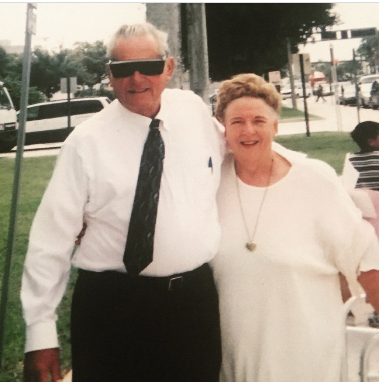 Mom and Dad- We miss you so much. See you on the other side!