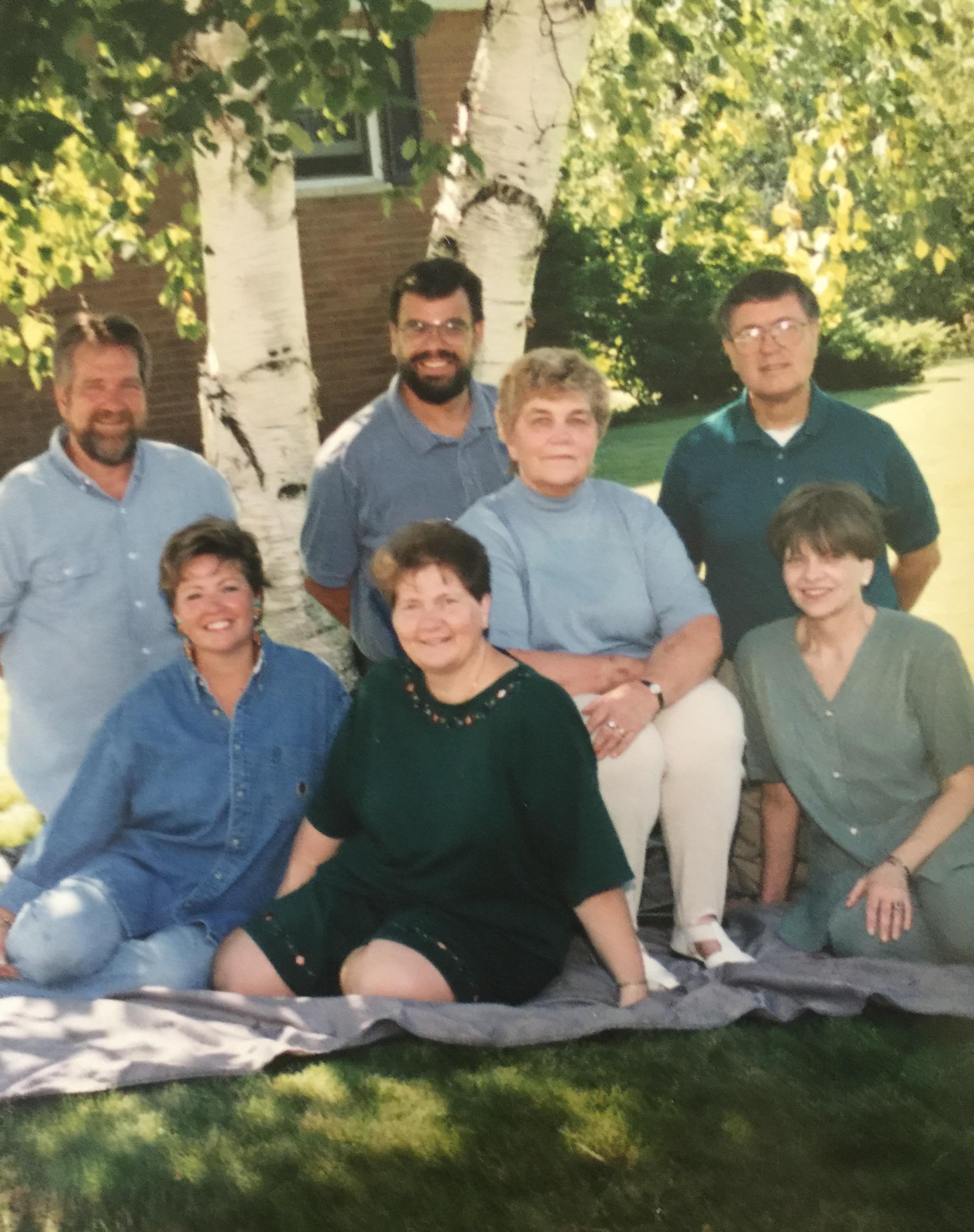 The Bultema family