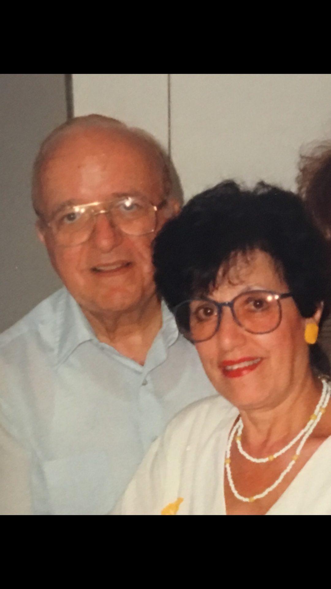 My beautiful mom & dad (Maria & Michael Morlano)❤️