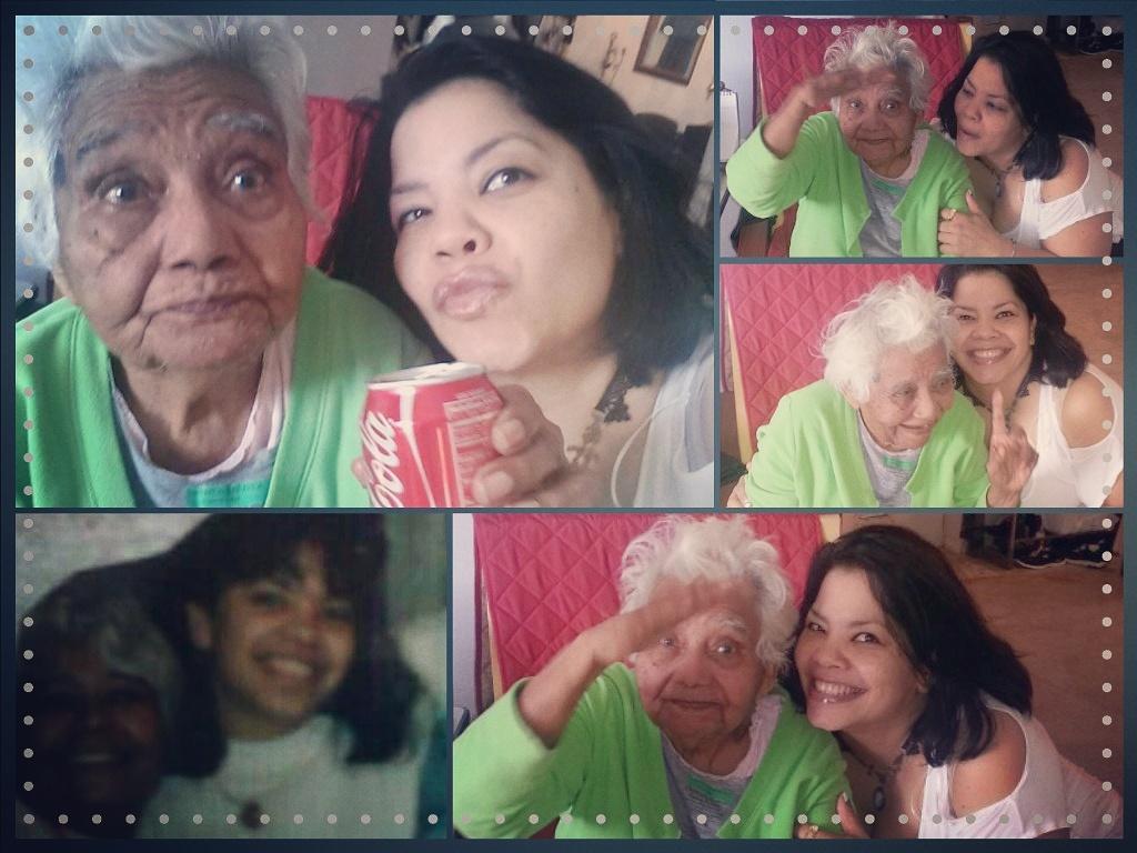 My last visit with my locely grandma