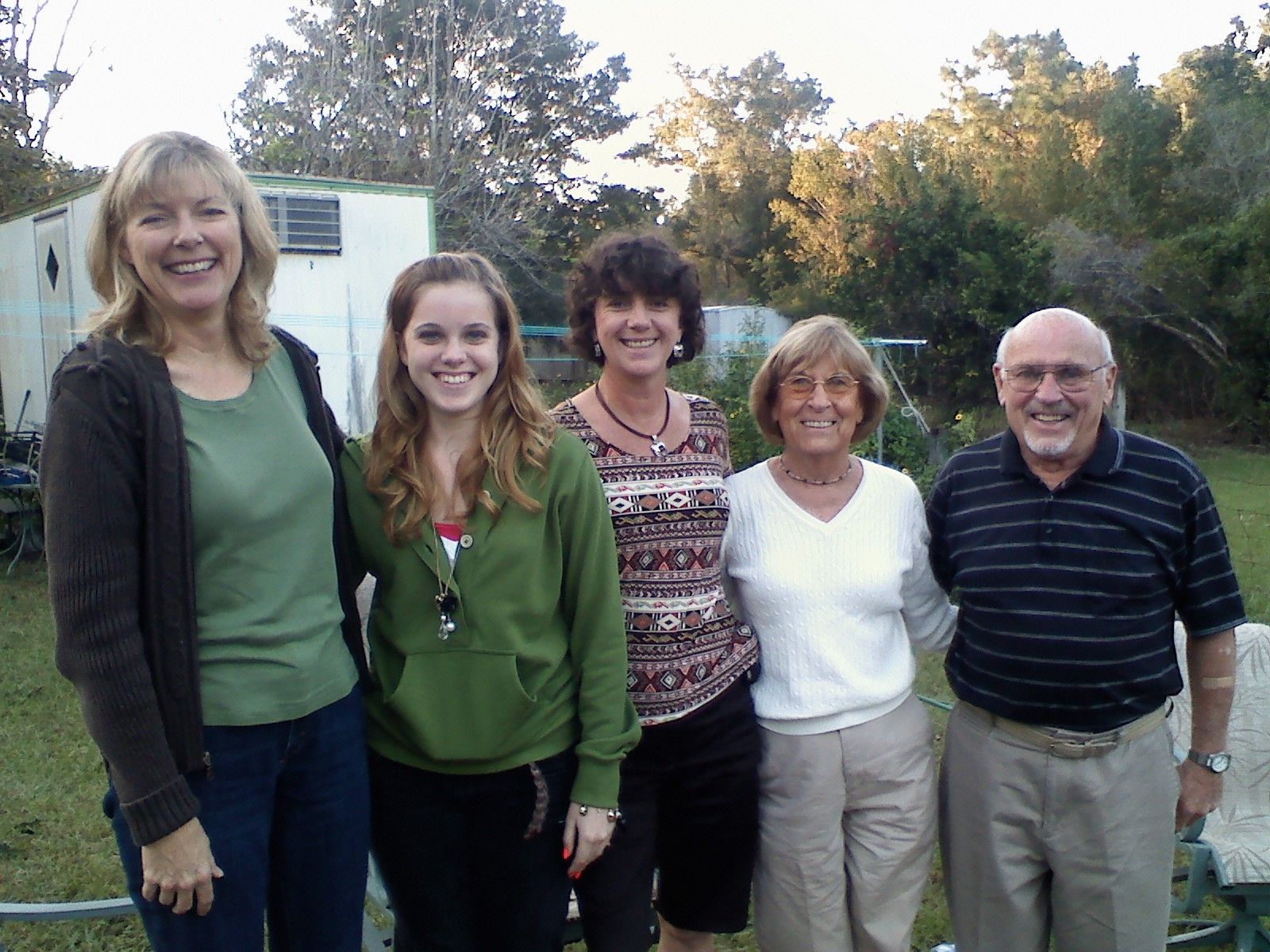 Thanksgiving with friends and family