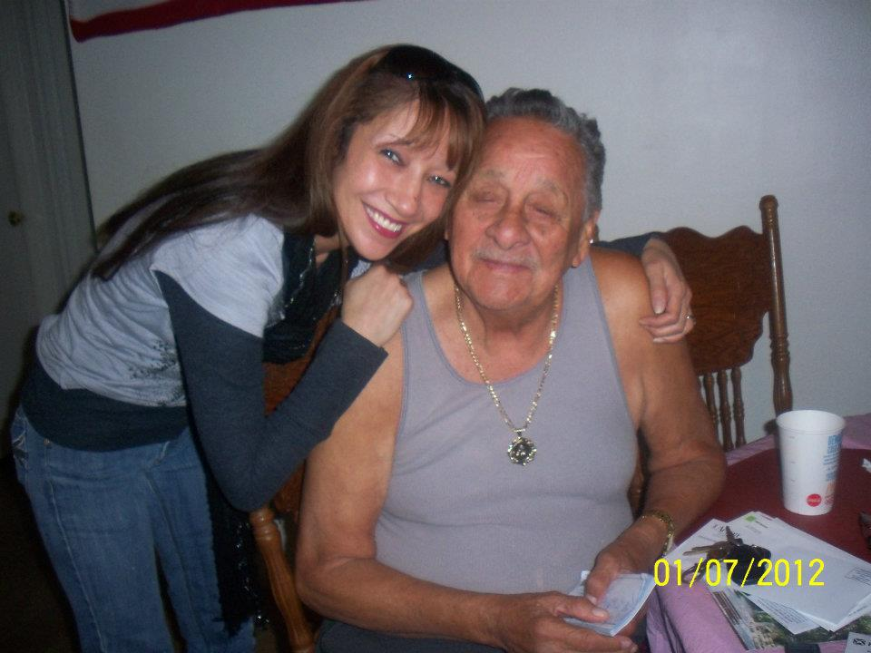 I LOVE YOU Grandpa For-ever & Ever In my Heart..Tell Mommie I Miss her.you are For-ever in Peace Now,No More Suffering...Gone but Not Forgotten! Fly High Grandpa,Fly High...