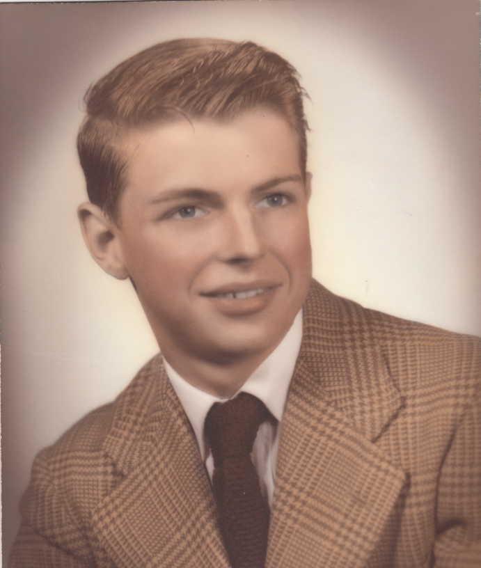 Jimmy McCullar 1954