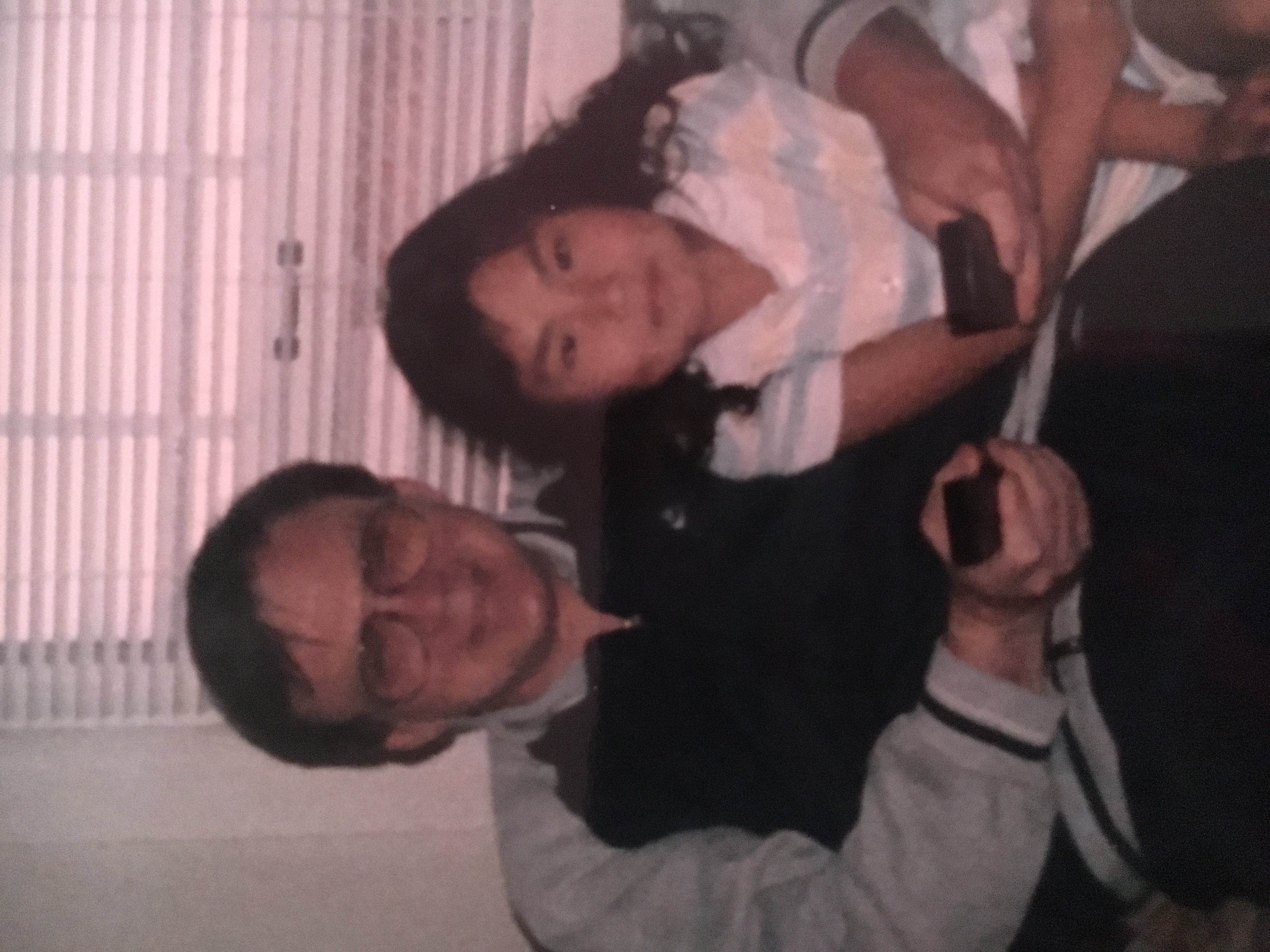 There's not a day that will go by that I won't think of you. I love you Dad!