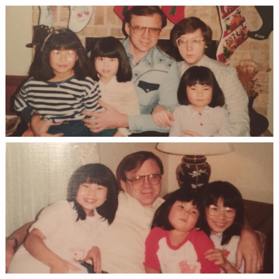 This is how I will always remember my dad!  Miss and love you! xoxo