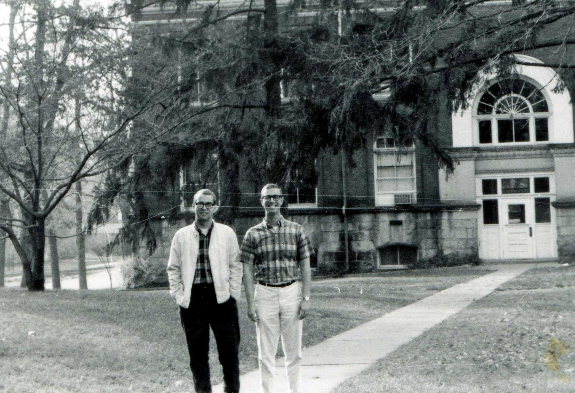 Albion, MI, 1962