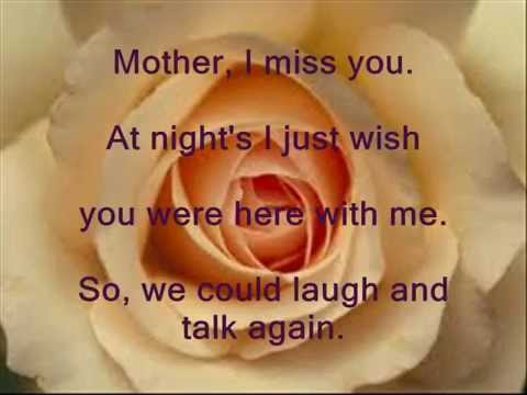 Oh Ma, It hasn't been a month yet, and I miss you soooo much! I know you're better off now...no more sadness, tears, suffering, thinking and rethinking...but, I miss you sooooo! ❤️❤️❤️