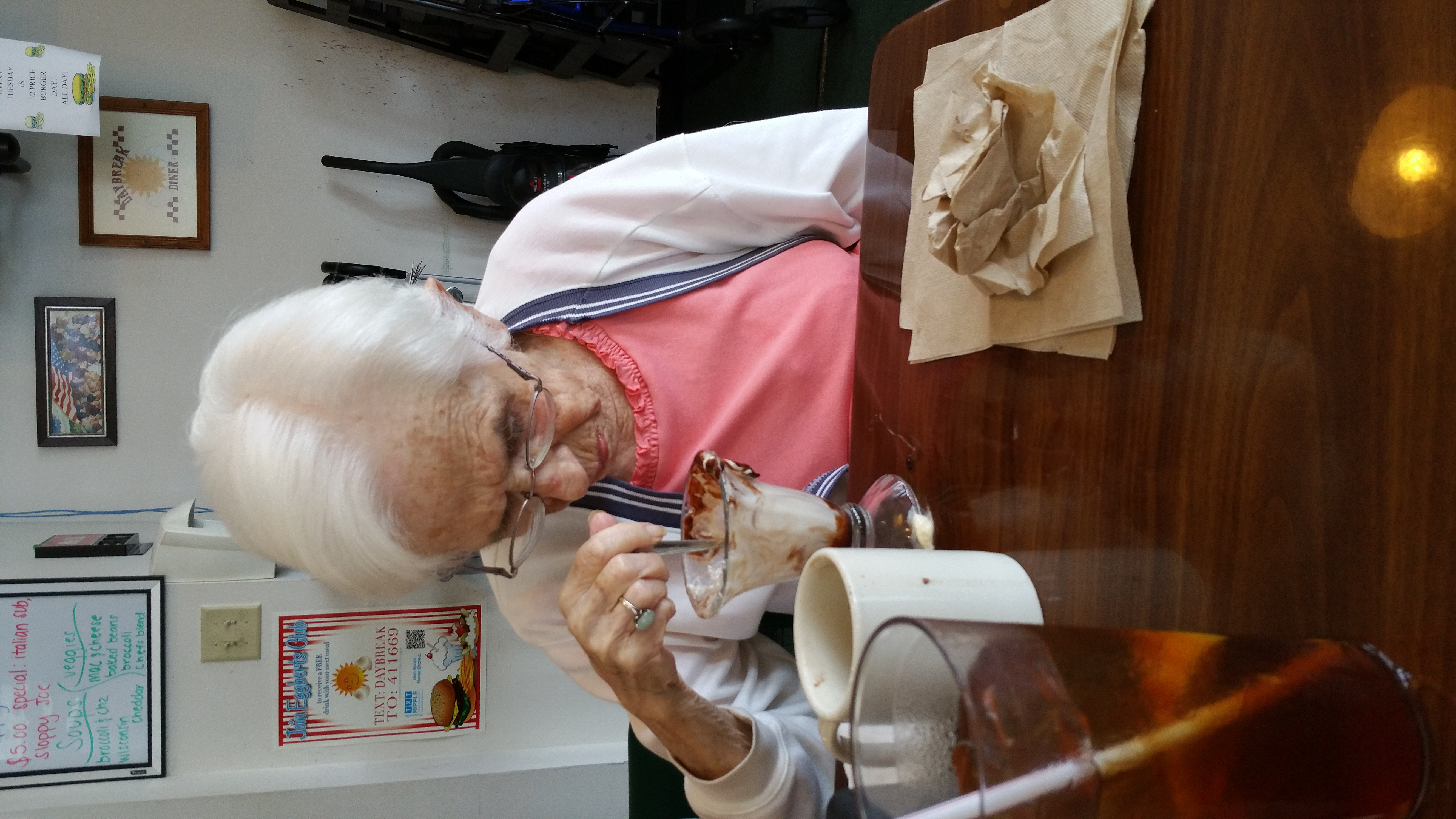 Grandmom loved her sweets