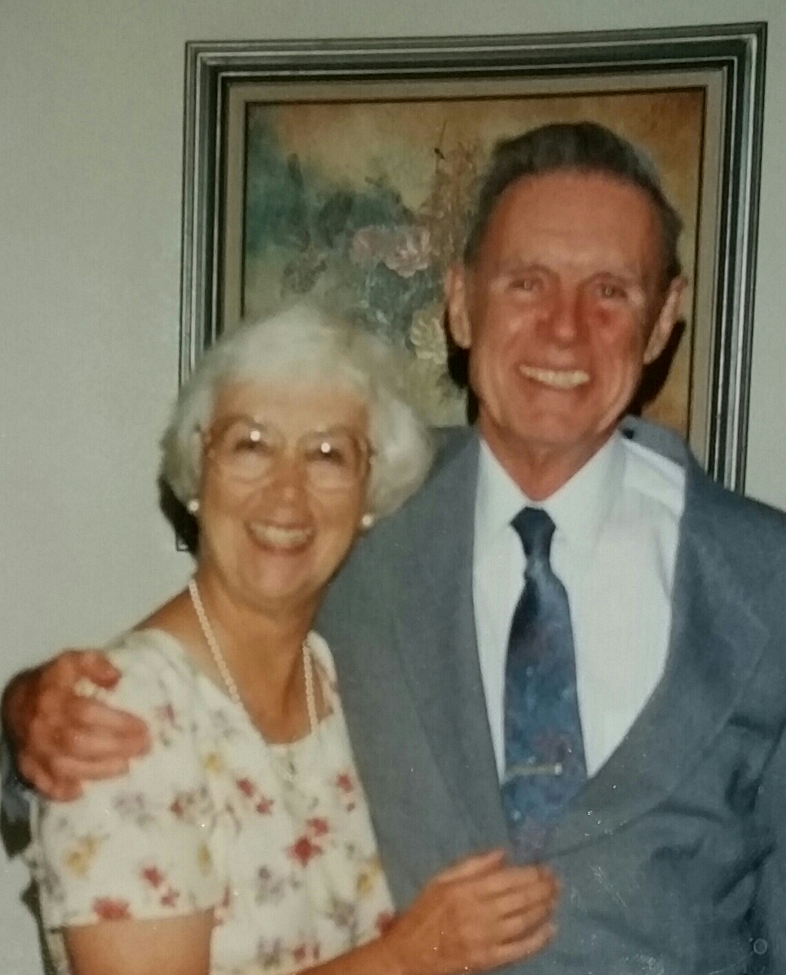 Mom & Dad around 1997