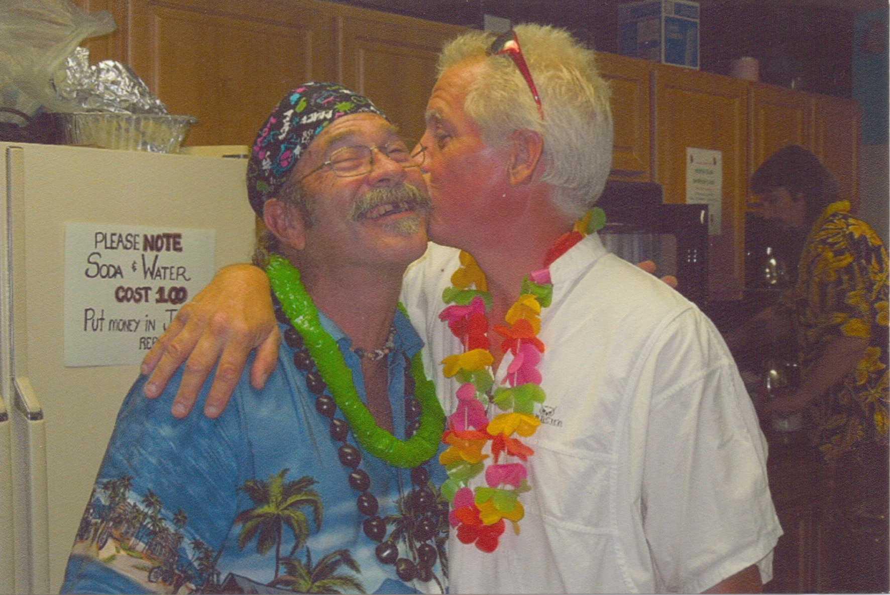 "Foolish and Randy-""brotherly love."""