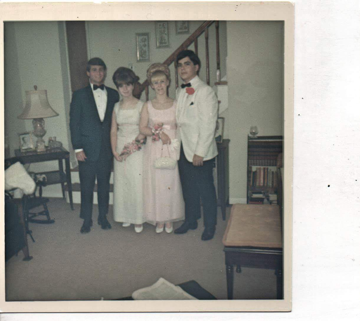 John Adams Prom 6/67. The Flick. Great memories.  All so young! A lifetime ago.