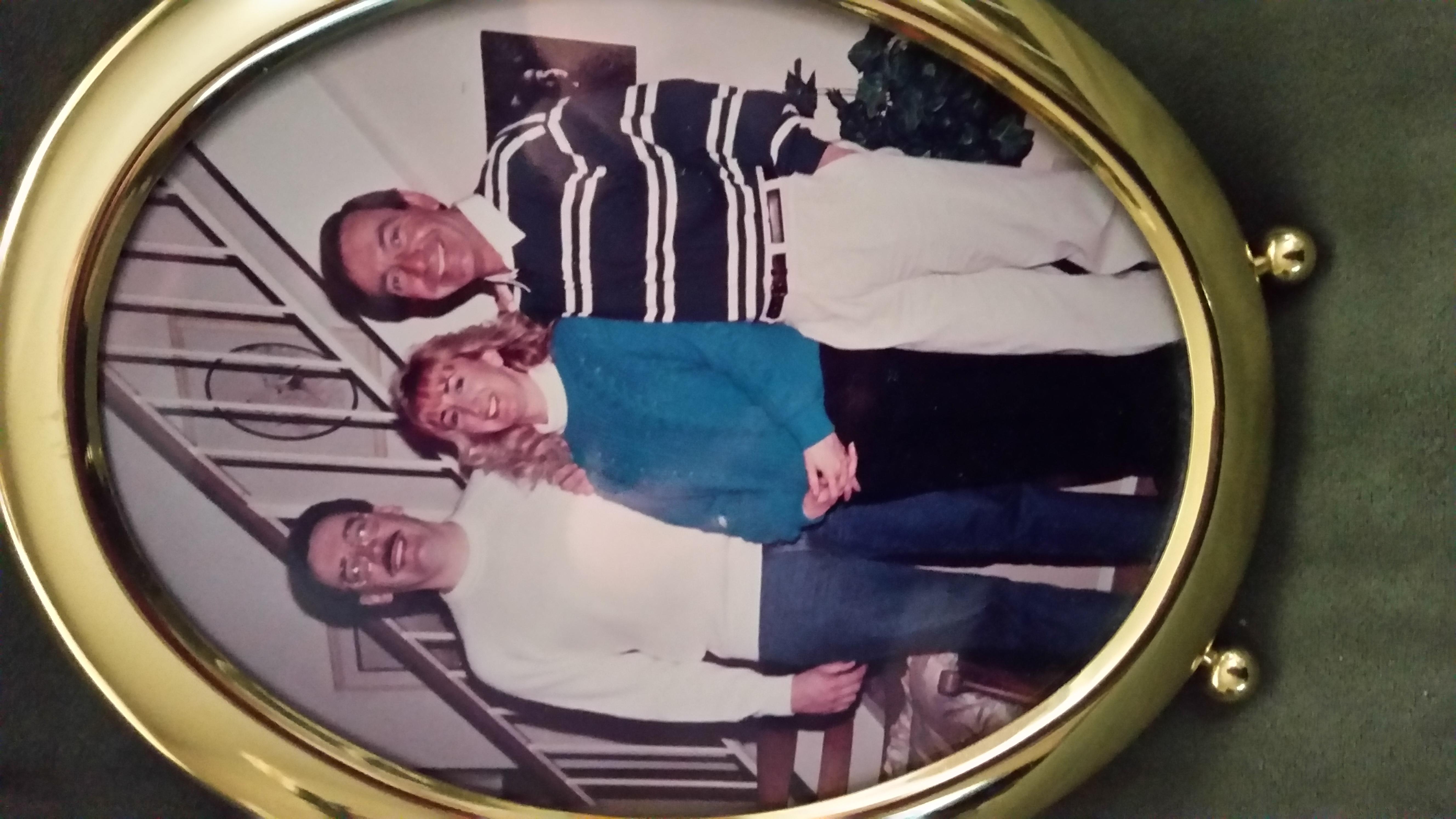 Siblings: Bob, Karen & Rick