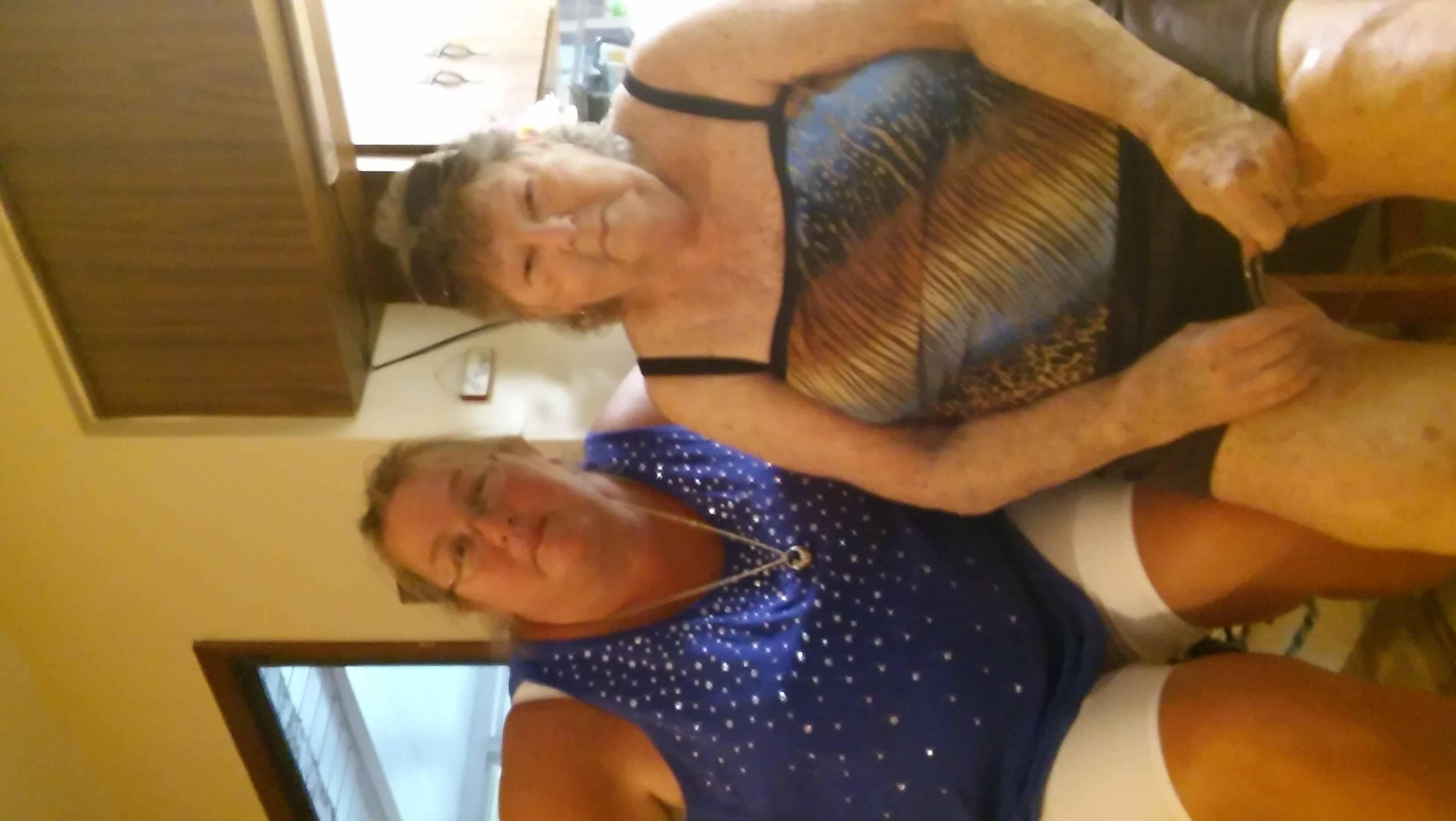 Me and mom back in may