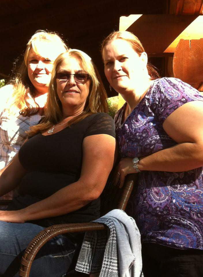 Carolyn,nancy and pamela all sisters