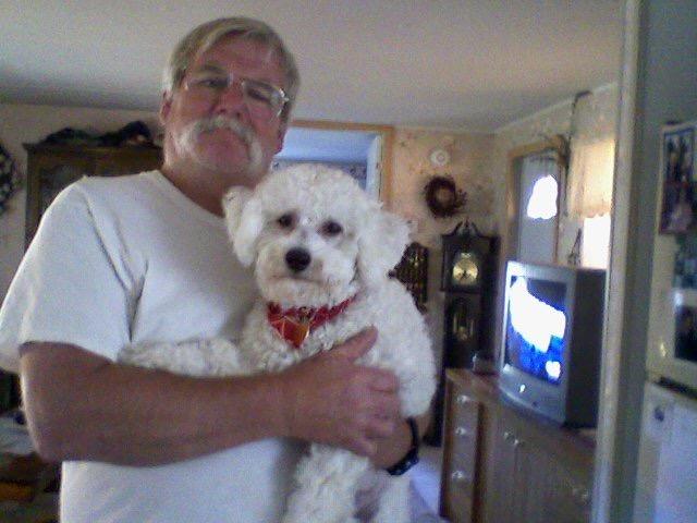 Dad and Shamus