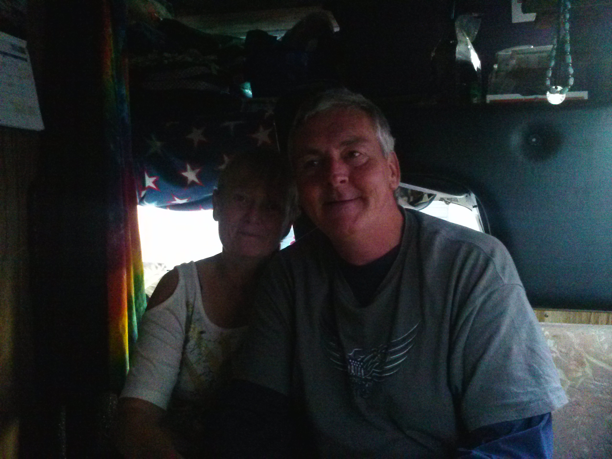 Mom and pops I love you both and pops I miss you so much