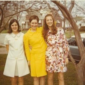 Denise (cousin), Rheva and Stephanie