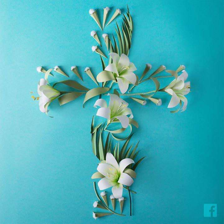 A very pretty cross