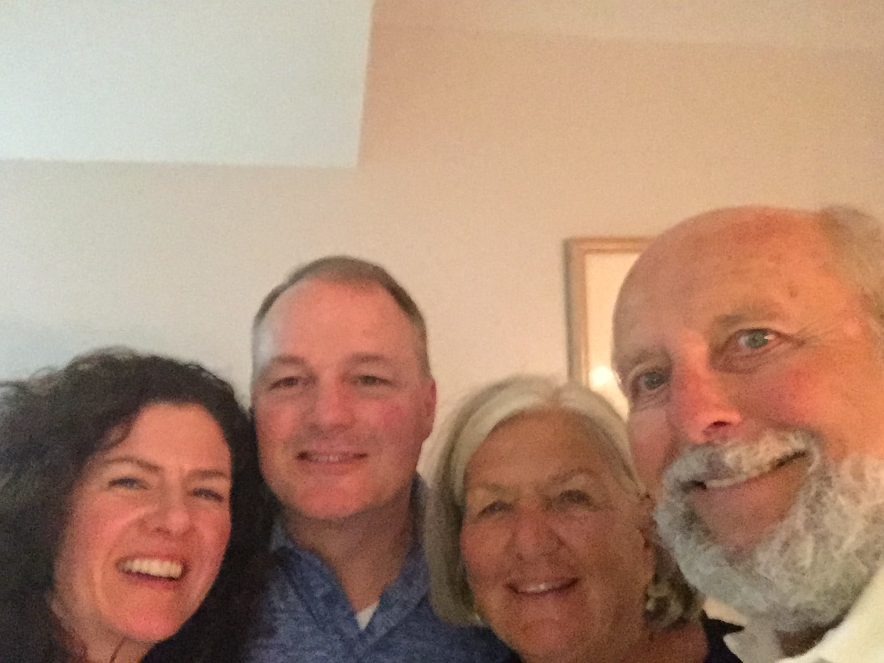 Fun Visit with Bob & Ginger March 2017.  We enjoyed many great vacations in New Smyrna and are thankful for the great friendship.  Bob will be missed but never forgotten.