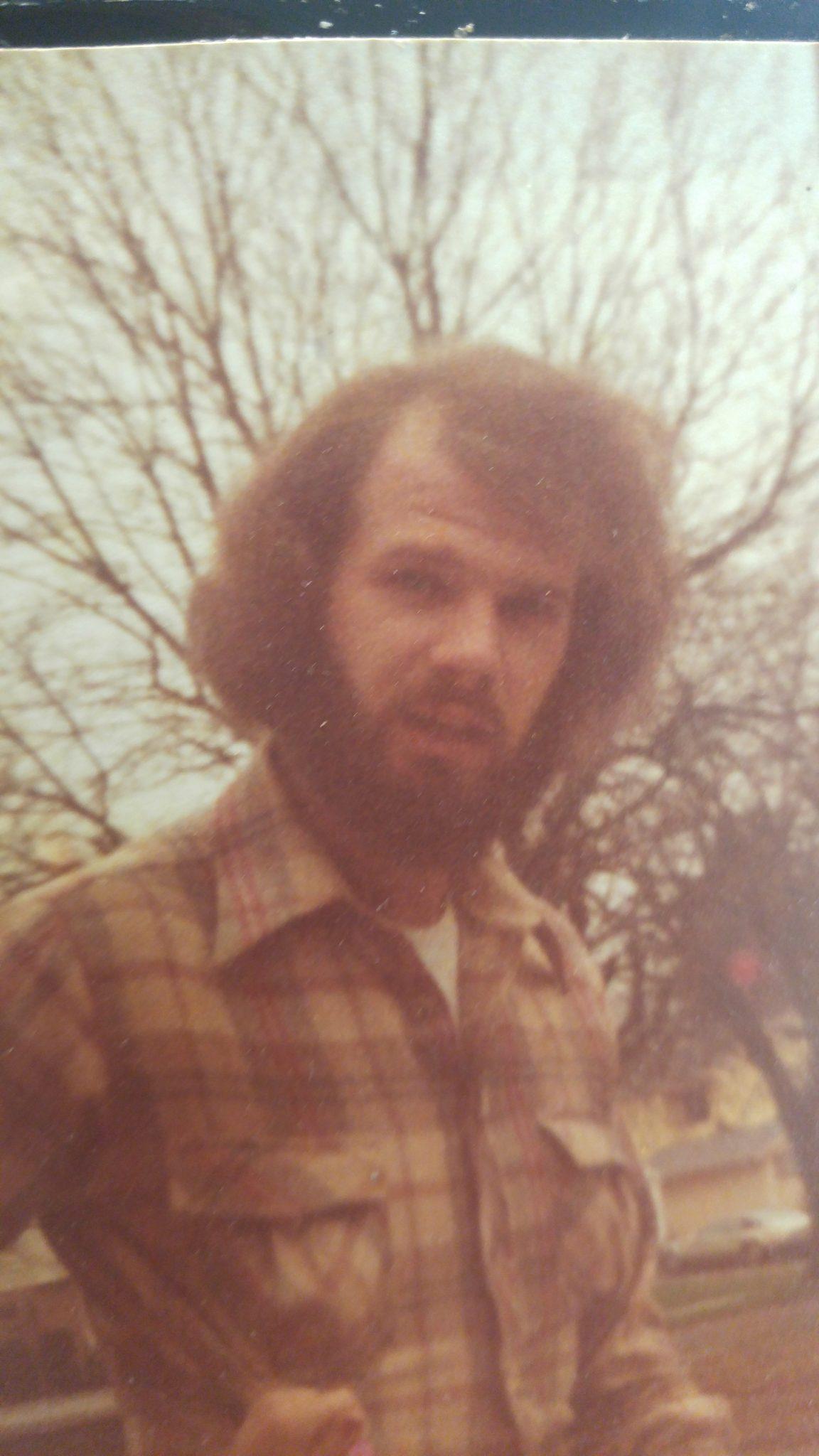 70's wild man! Go in peace Dad!