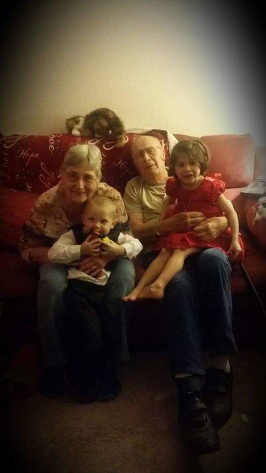 My children and my Pappy
