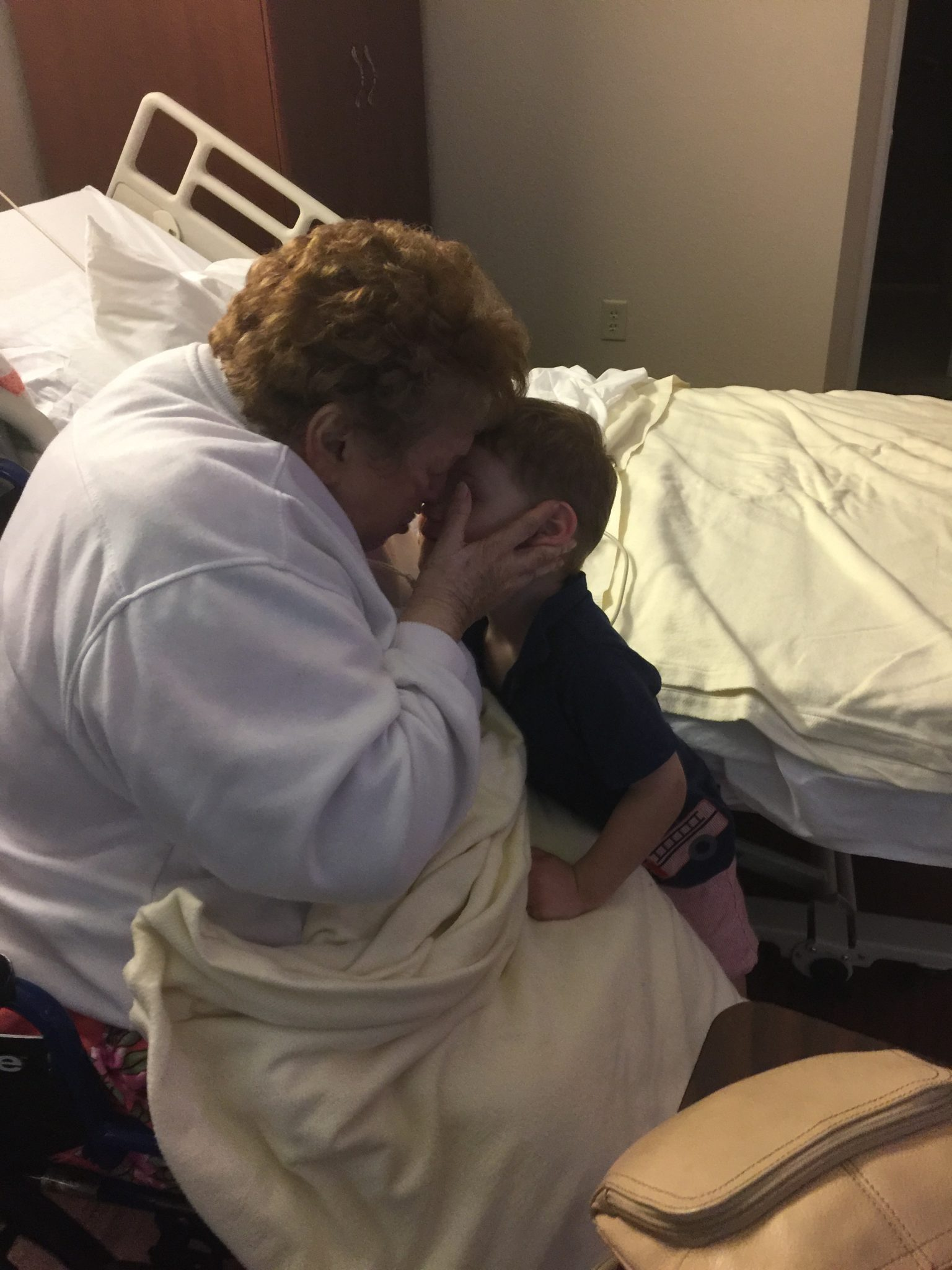 Great Grandma and Noah