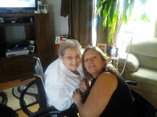 I love you mama ,my ❤️ and soul is so sweet only because of you. All my anger goes away when you are near.Thank you for your sweet demeanor and love . How can I not try to follow in your footsteps or pass on your legacy? The sweetest most forgiving nonjudgmental woman in the whole  world. <br /> <br /> My Moma