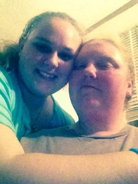 I love you aunt sandy!❤ I really miss you!!