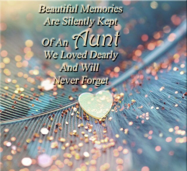 Titi you will truly be missed.. will keep you in my prayers always. Love and miss you always.