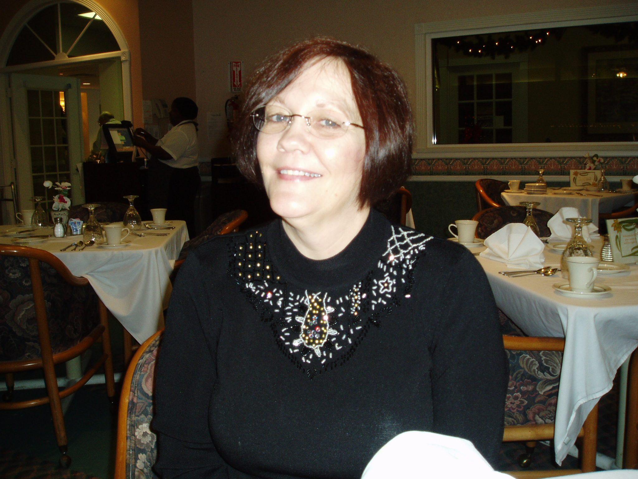 Brunette Sue