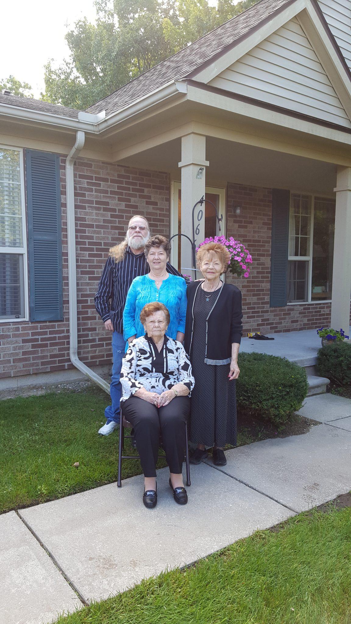2017 Aunt Ruby's 100th Birthday