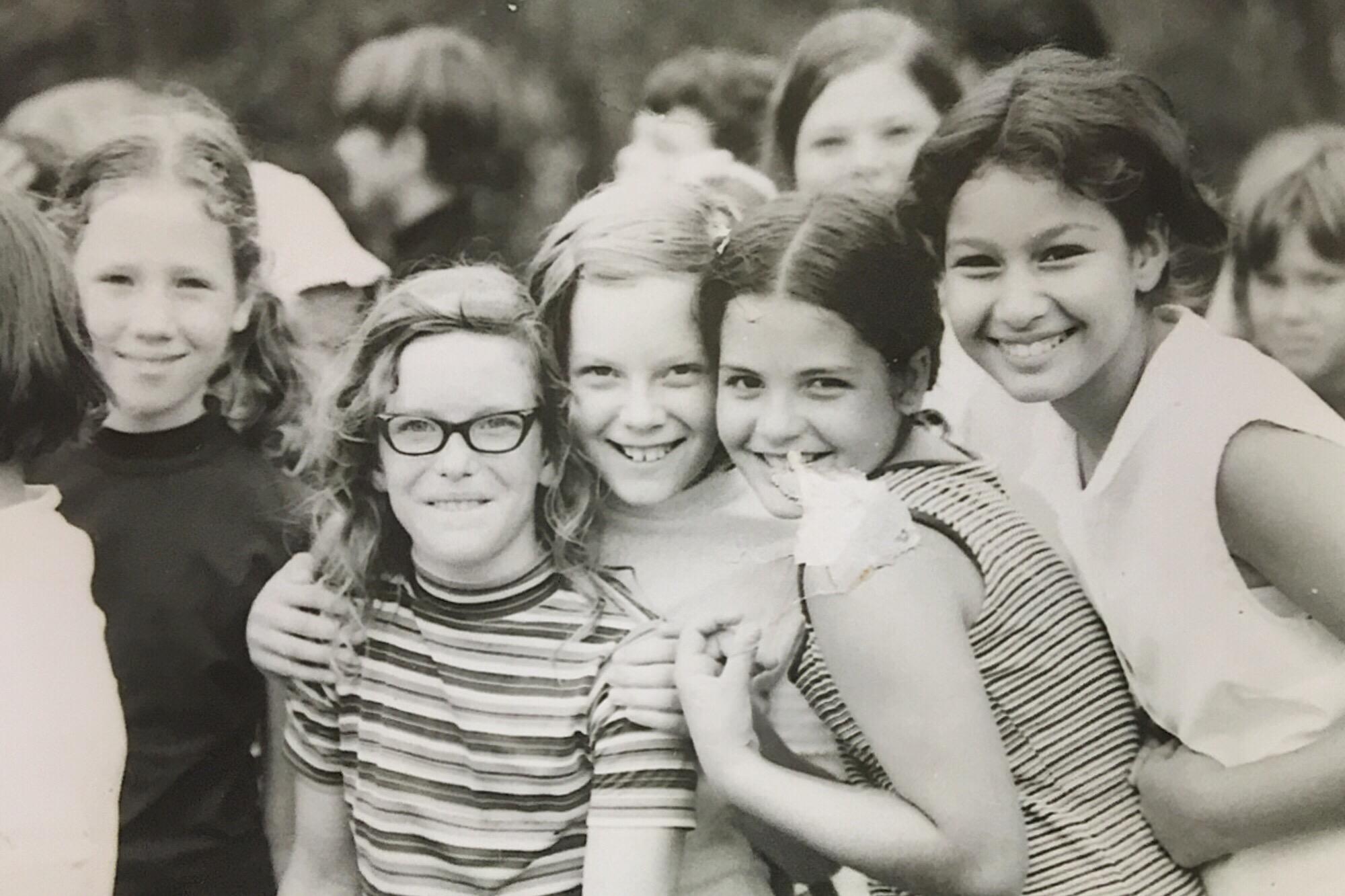 Debbie Lane and friends