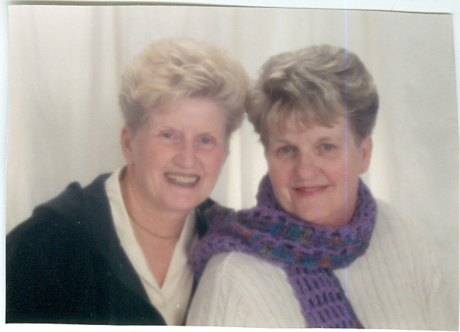 Judy and I in 2001