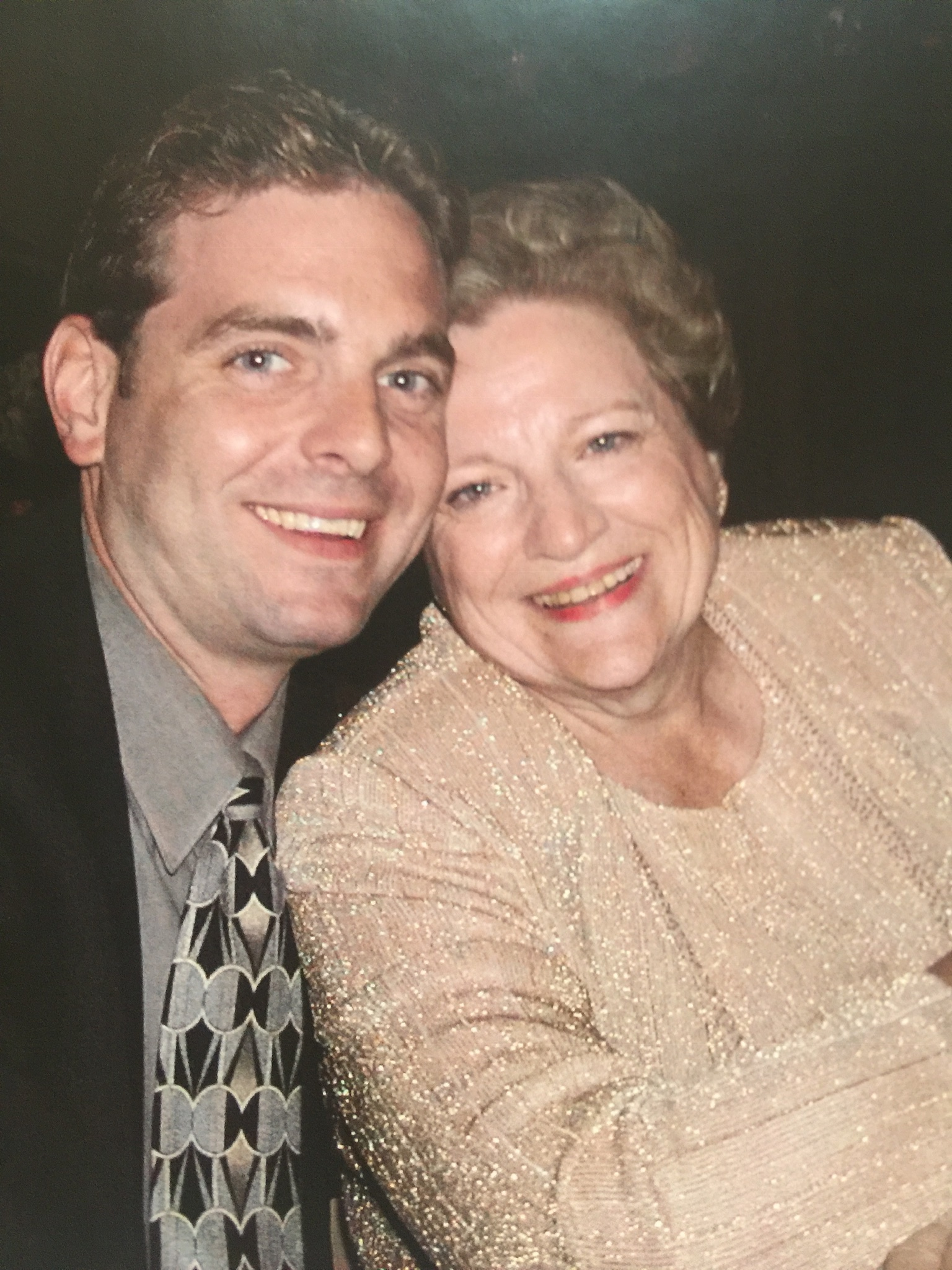 I will miss you Mom.