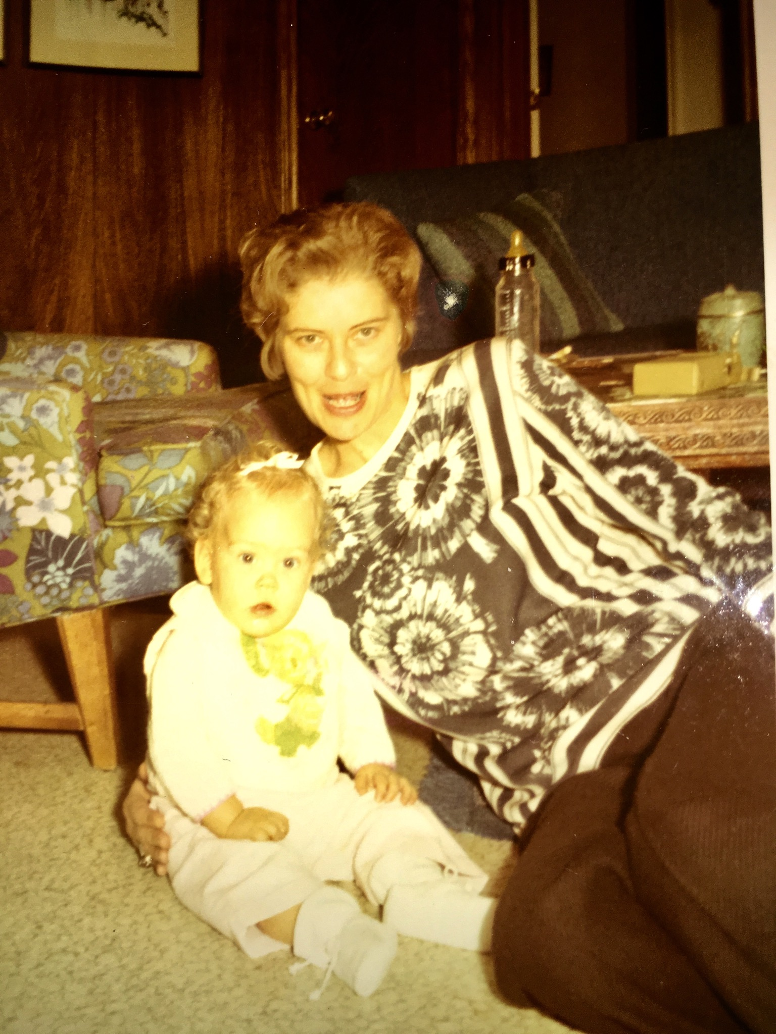 My lovely Aunt Jackie will be missed....she was so fun&sweet-always made us laugh in joy!RIP Aunt J<br /> We love you!!!!<br /> (Pic is Aunt J&me!)