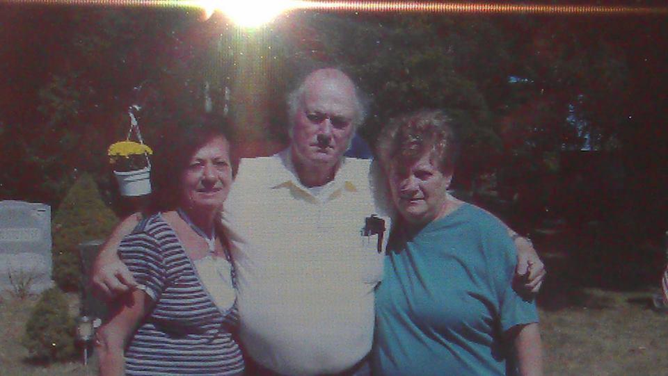 Juanita, Lewis & Norma Waugh