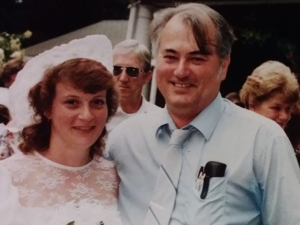 Lewis & LuAnn my big brother, miss you