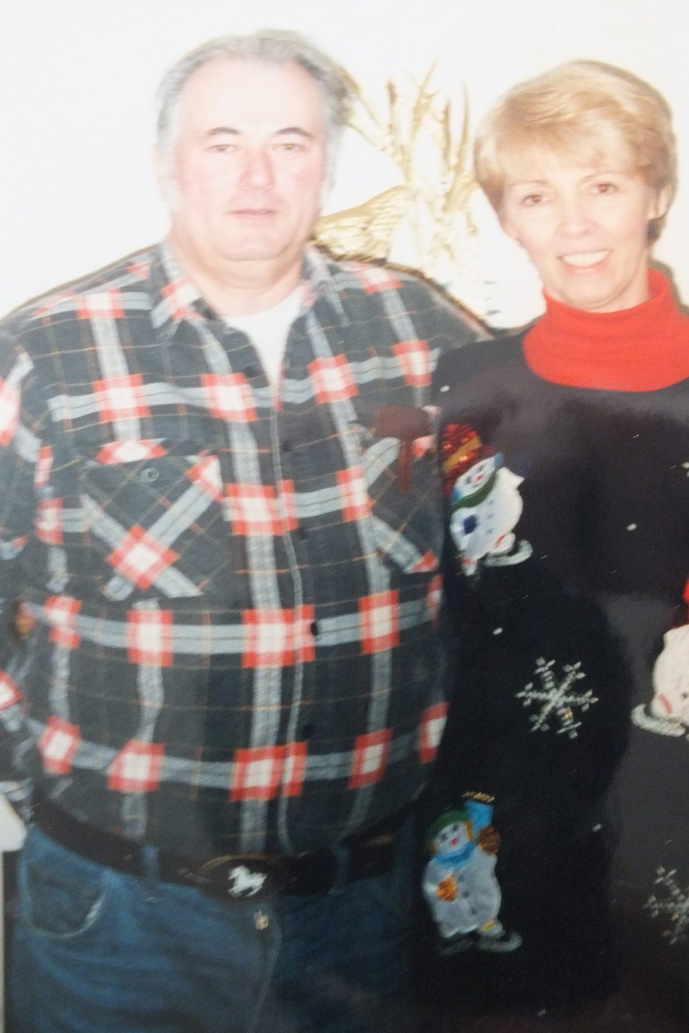 Lewis and Barbara Waugh